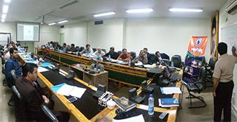 برگزاری دوره آموزشی استادکاران تاسیساتی در خرم آباد